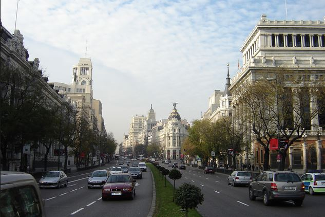 Weekend Breaks in Madrid – Friday