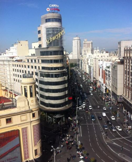 Tourist Attractions in Madrid