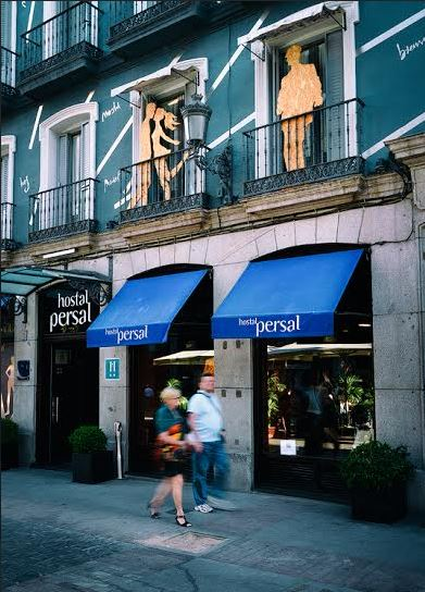 hotel centrico madrid: