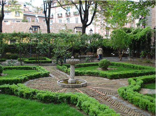 Places to visit in madrid for Jardines 29 madrid