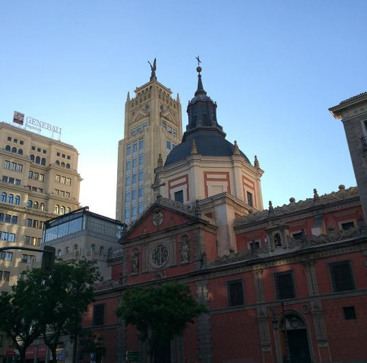 Best blogs of madrid in english