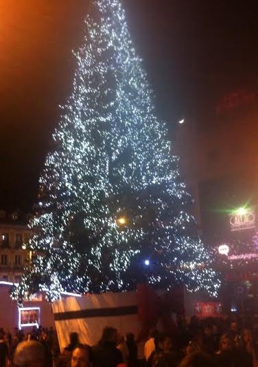 Christmas Markets in Madrid 2015