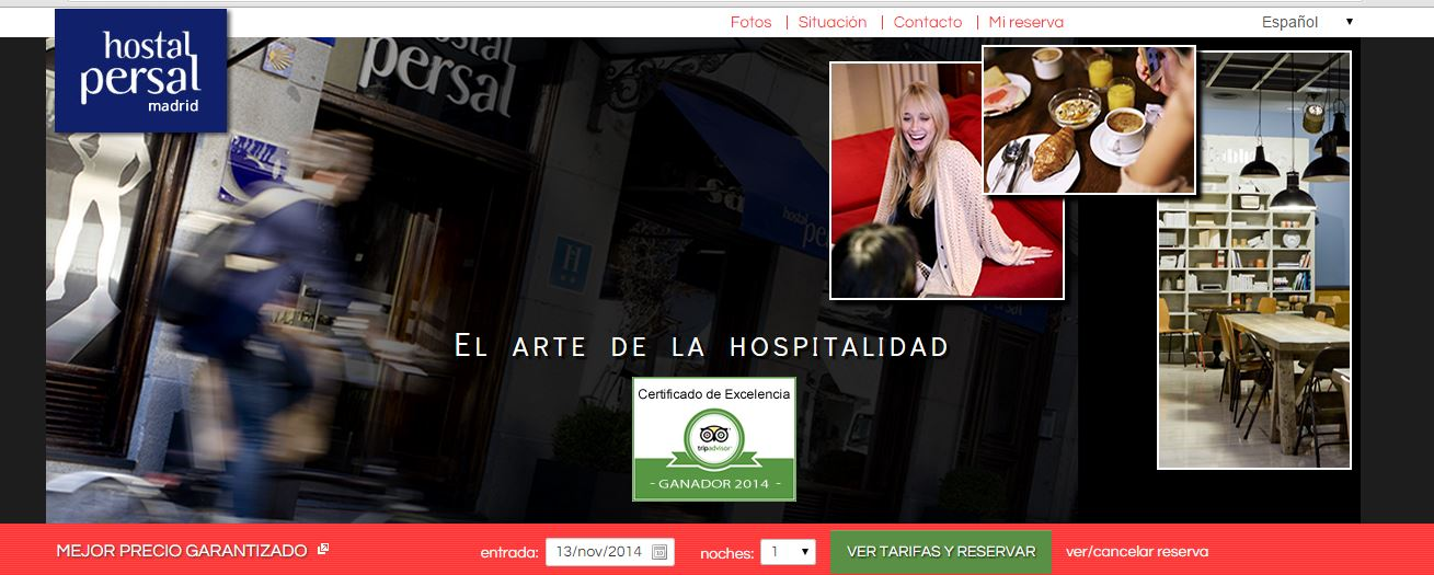 To Reserve Hotel in Madrid