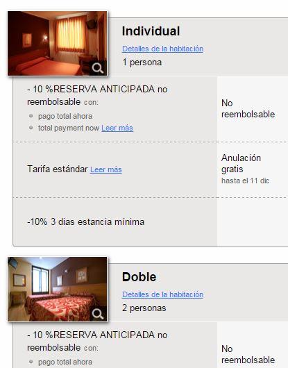 Reservar hotel en madrid for Como reservar una habitacion en un hotel