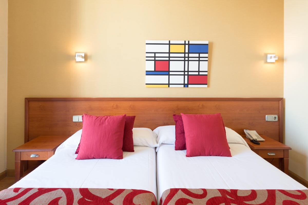Billige hotel im Madrid | Puerta del Sol | Hostal Persal